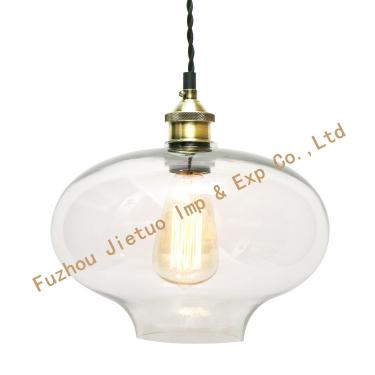 Glass pendant lamp BL-11